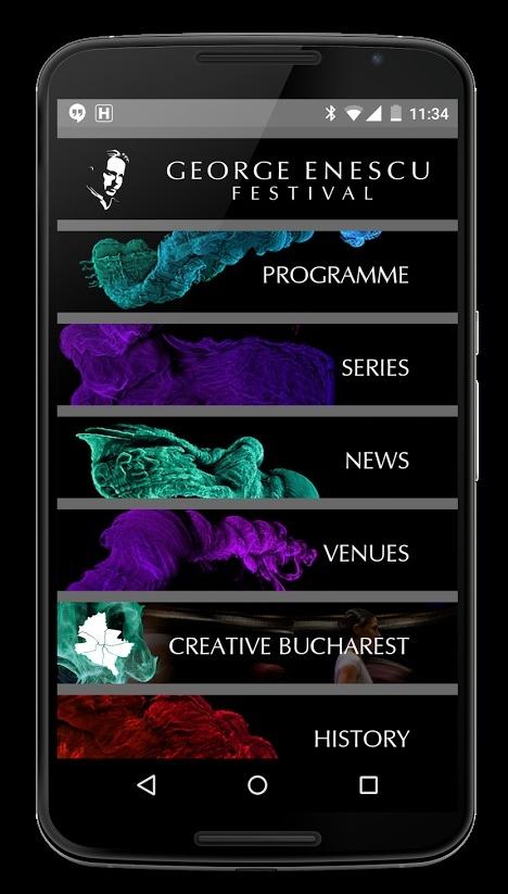 festival enescu aplicatie gratuita smartphone ios android