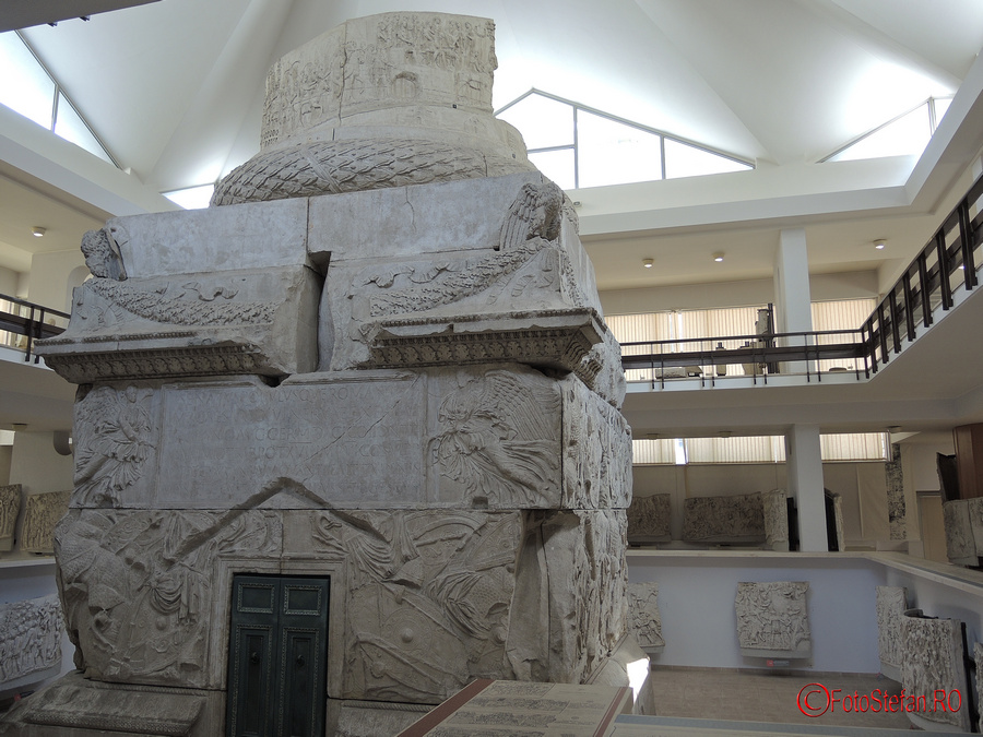 columna lui traian muzeul national de istorie a romaniei