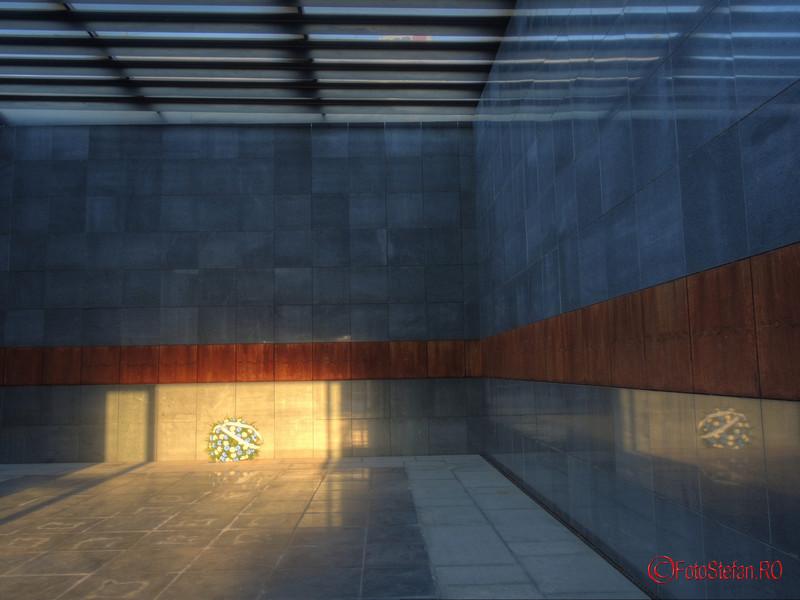 monumentul holocaustului interior