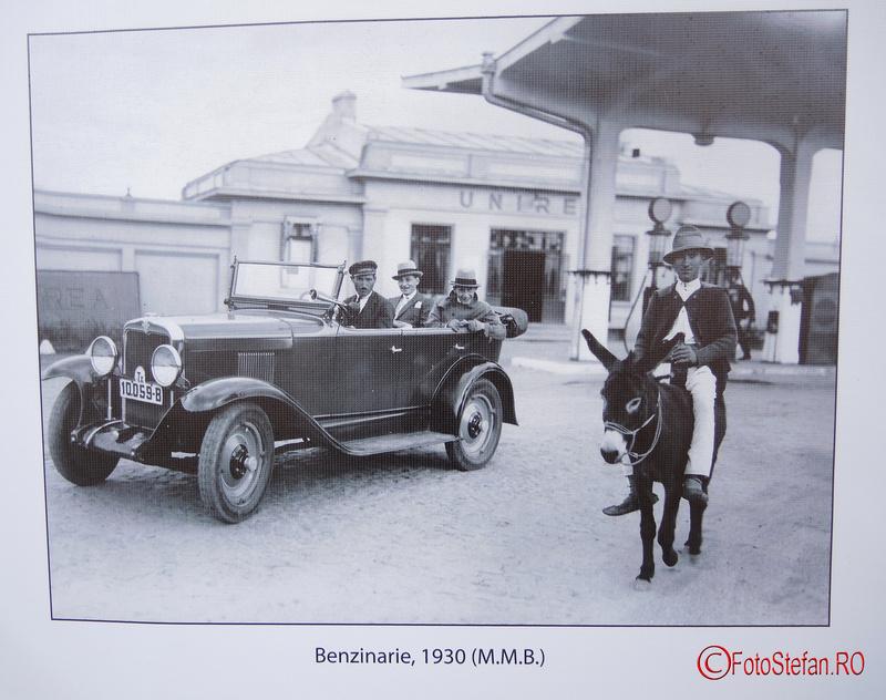 benzinarie 1930 bucuresti
