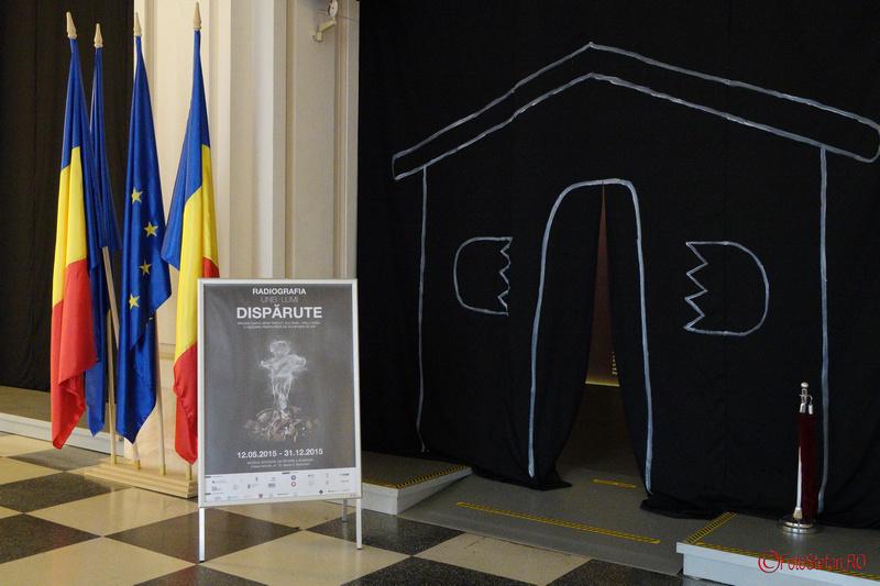 """Radiografia unei lumi dispărute"""" la Muzeul Naţional de Istorie a României din Bucureşti"""