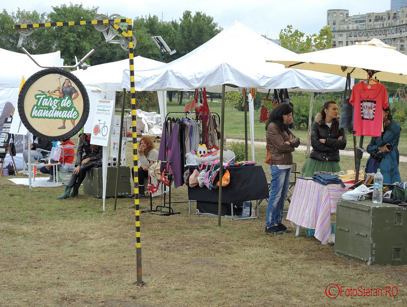 hand made bikefest bucuresti parcul izvor