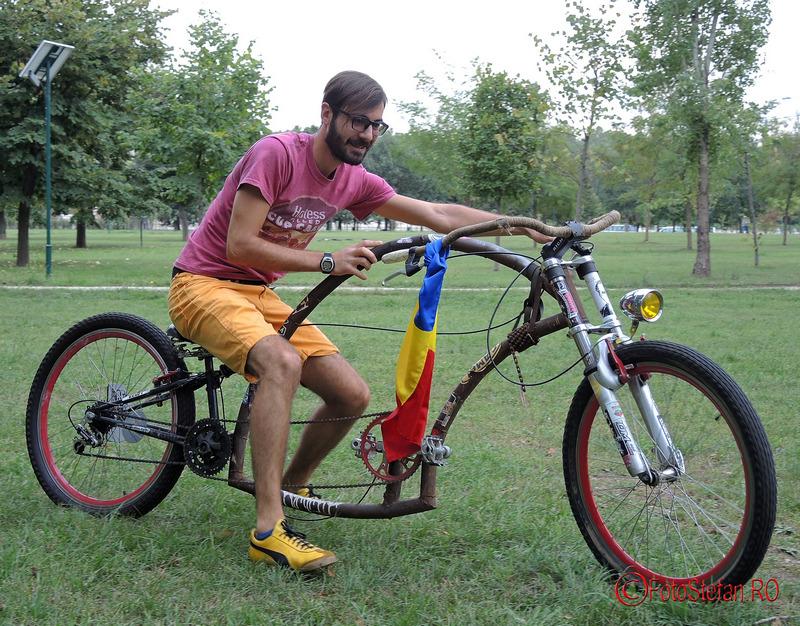 bicicleta parcul izvor bucuresti