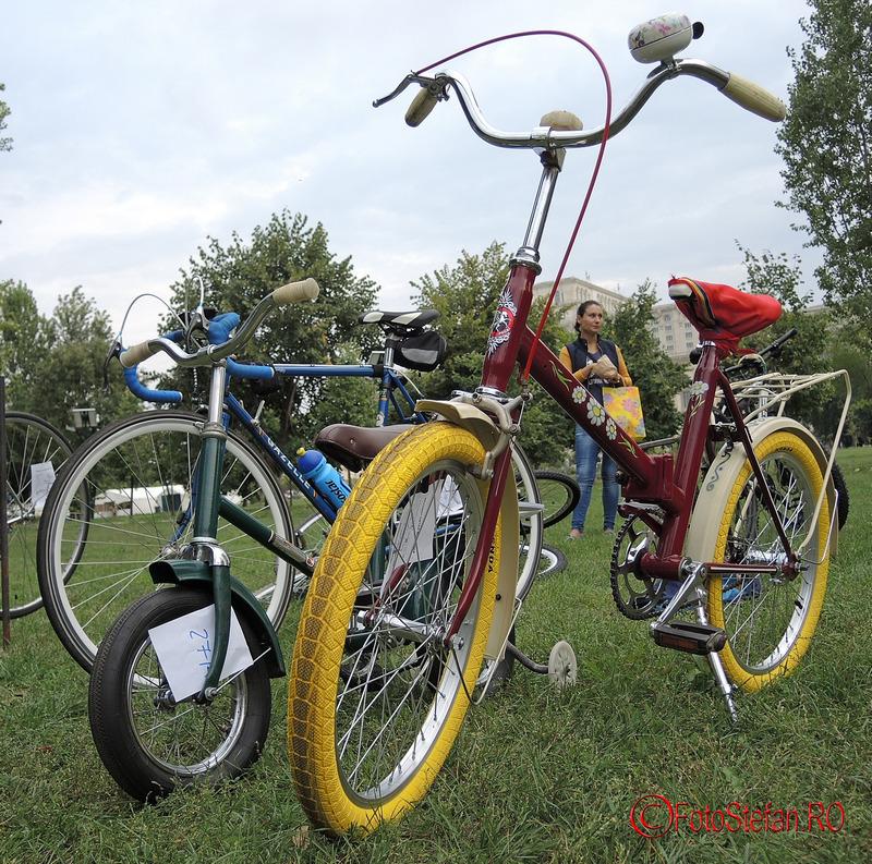 bicicleta Pagas parcul Izvor Bucuresti