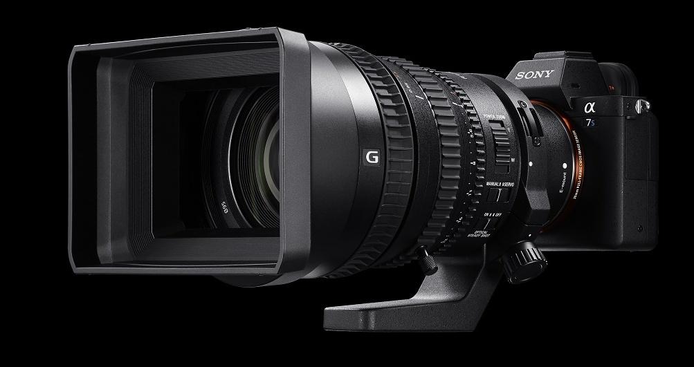 Sony ILCE-7SM2 A7S mk II α7S II