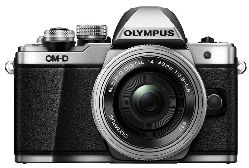 promotie mirrorless Olympus OM-D E-M10 Mark II