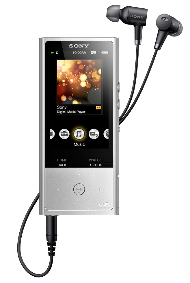 Sony Walkman NW-ZX100HN