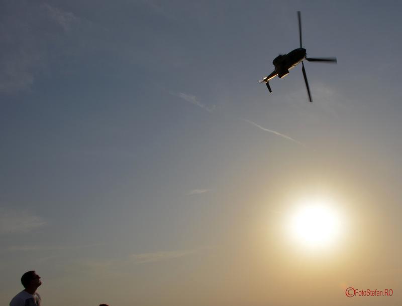 foto video Aeronautic Show 2015 evolutia IAR 330 Puma lacul Morii Bucuresti