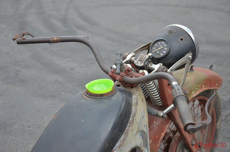 capac rezervor motocicleta de epoca