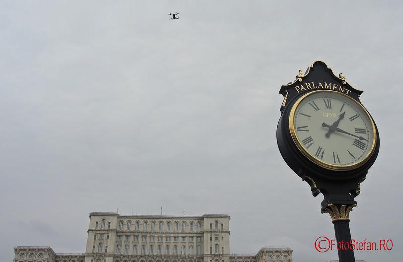 foto drona palatul parlamentului bucuresti