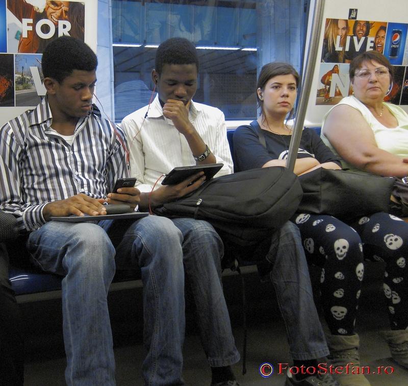 metrou bucuresti calatori
