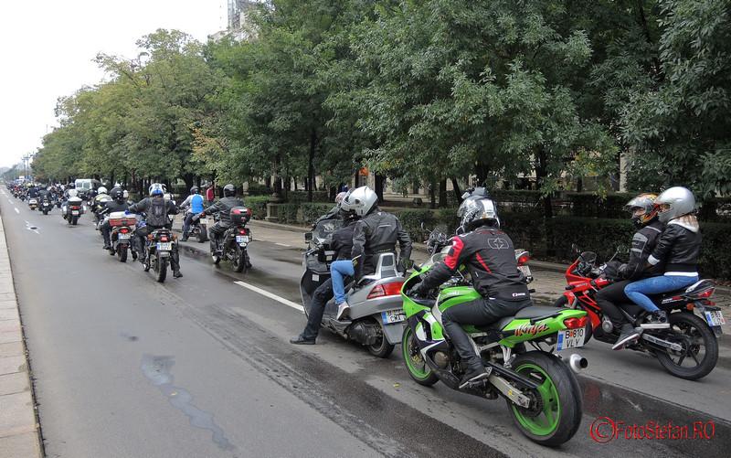 motociclisti bucuresti poze