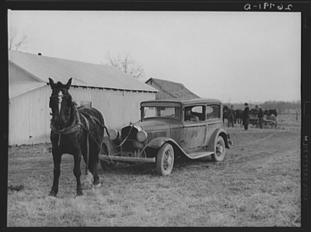 Arthur Rothstein poze alb-negru america Photogrammar
