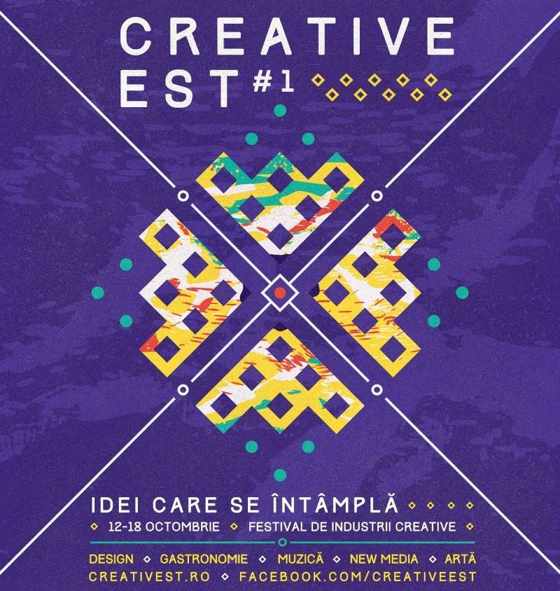 Creative Est festival industrii creative