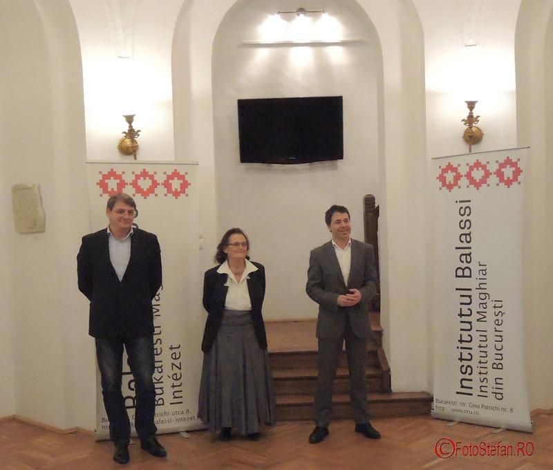 Ion Ionita, Kinszki Judit, Kósa András László poza
