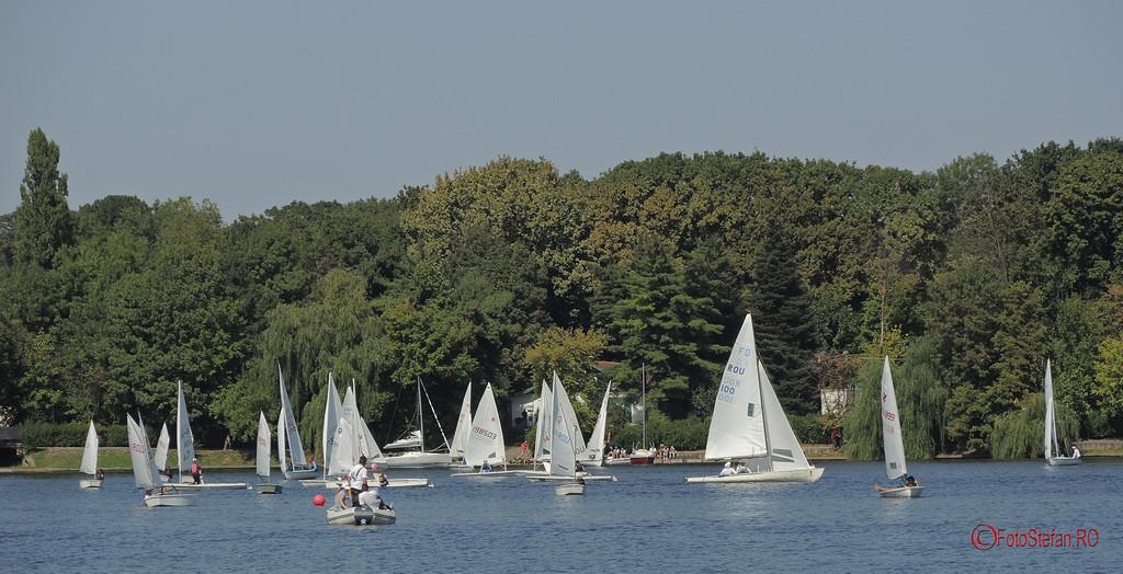campionatul national de yachting bucuresti herastrau
