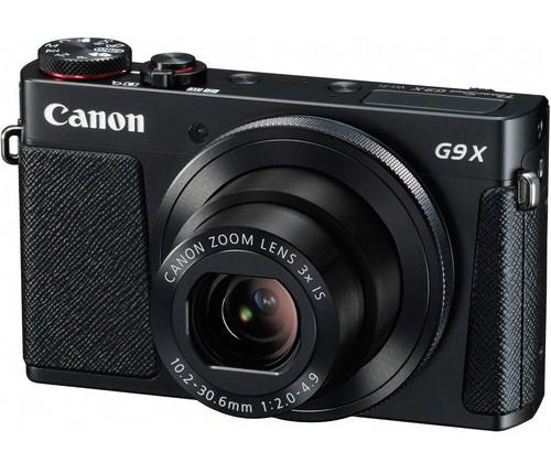 aparat foto Canon PowerShot G9 X