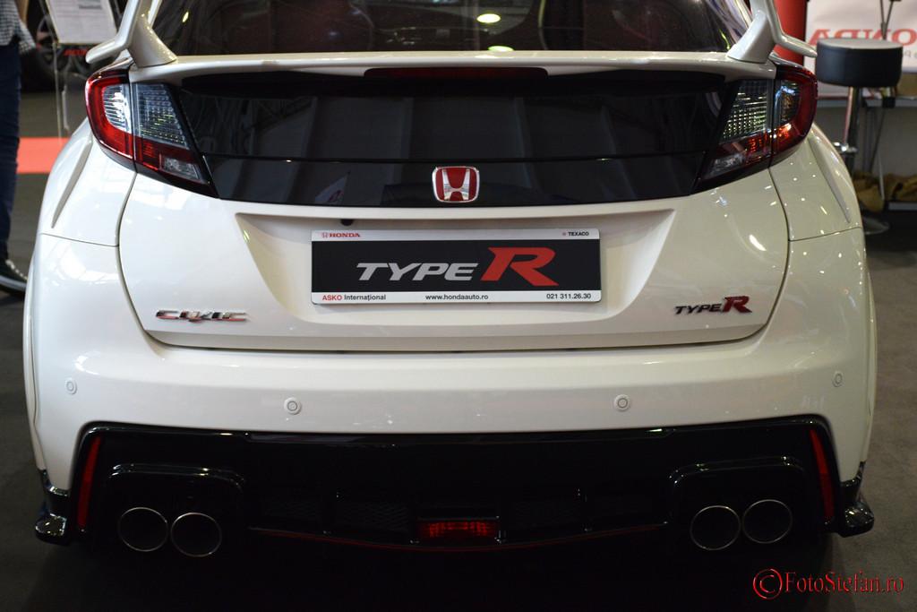 honda Civic Type-R spate poze sab 2015