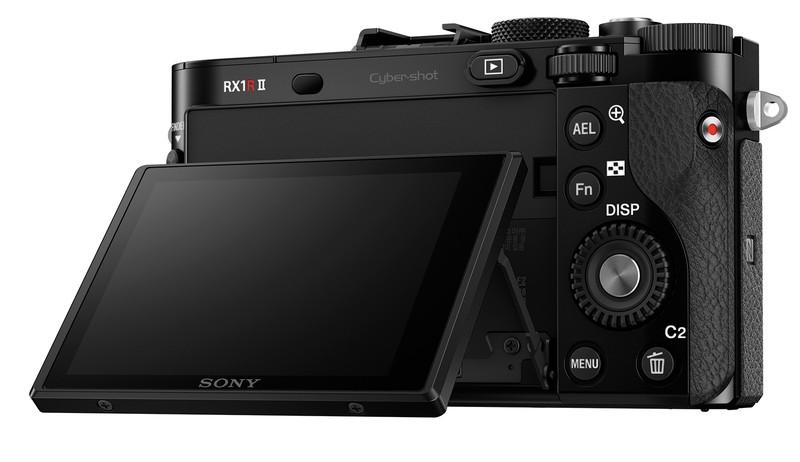lcd basculabil Sony Cyber-shot  RX1R II