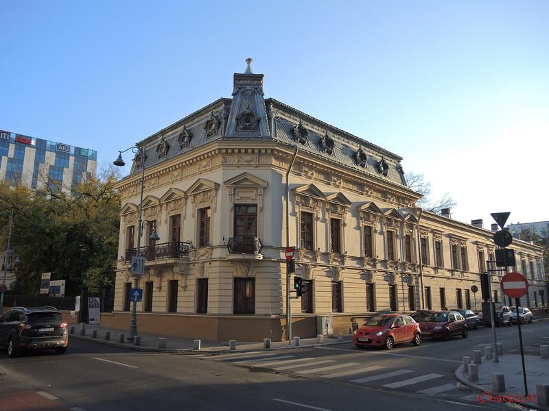 foto Muzeul Casa Filipescu Cesianu bucuresti