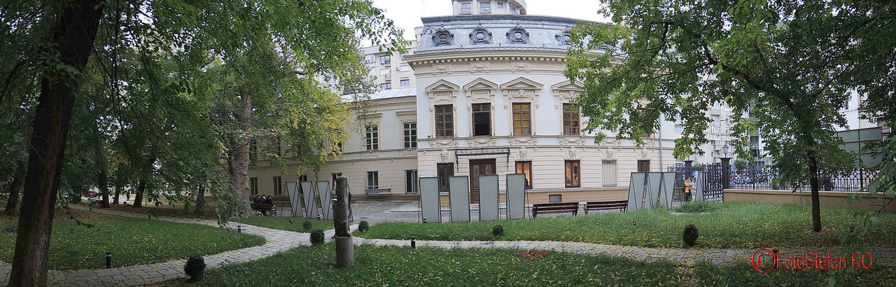 Casa Filipescu-Cesianu poza panoramica