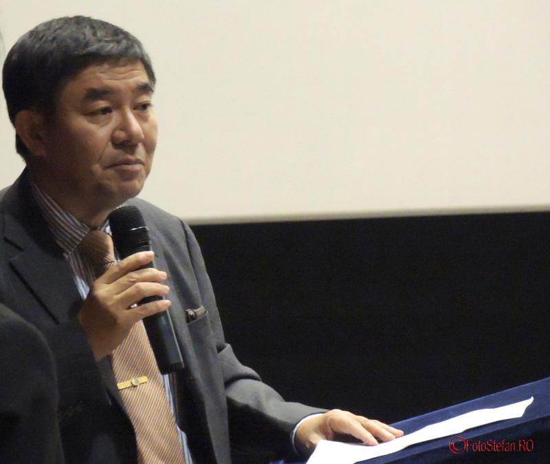 foto Kisaburo Ishii ambasadorul Japoniei in Romania
