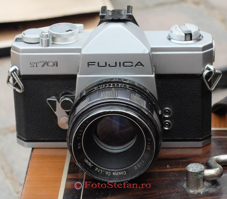 fujica st701 aparat foto vechi