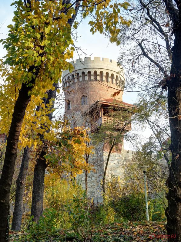 castelul tepes poza parcul carol