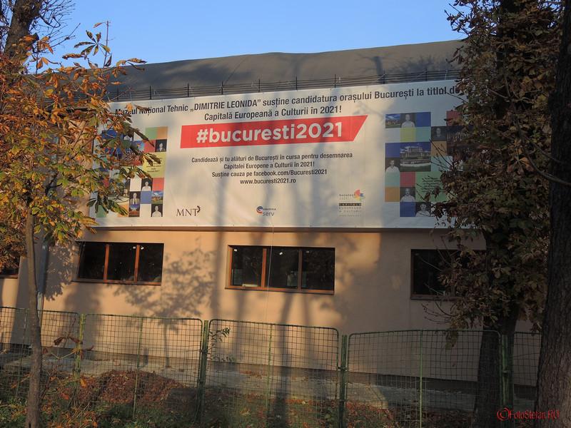 #bucuresti2021 Muzeul Tehnic Dimitrie Leonida