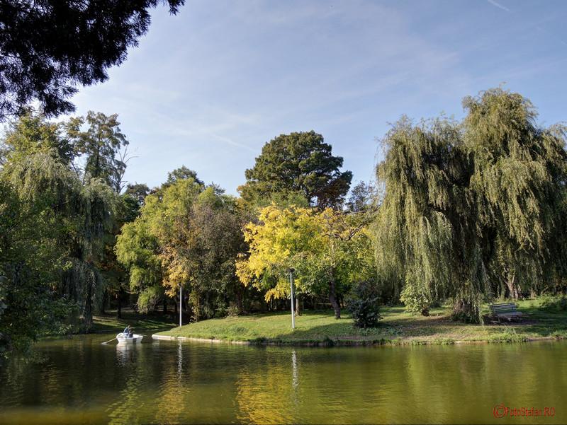 fotografii toamna parcul carol bucuresti