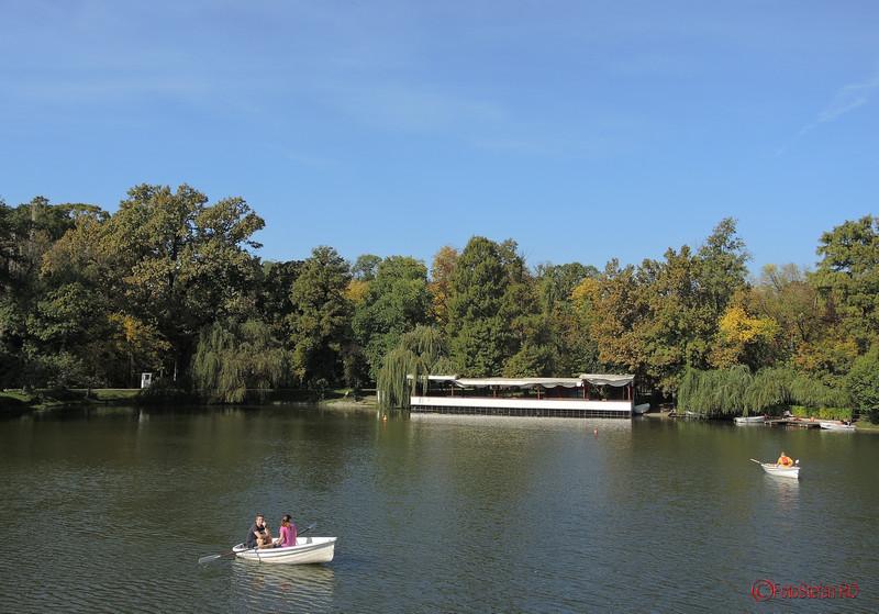 poze fotografii barca lac parcul carol bucuresti