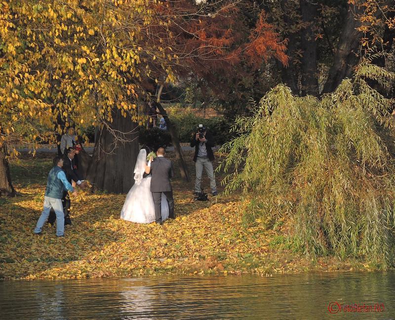 fotografie de nunta toamna parcul carol bucuresti