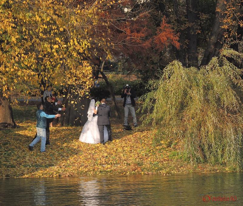 sedinta foto nunta toamna parcul carol bucuresti