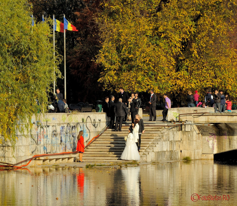 fotografii de nunta parcul carol bucuresti