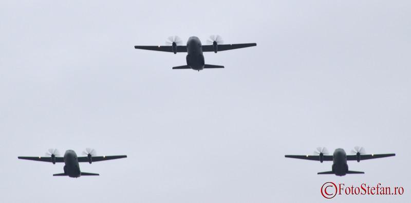 poza avion militar Alenia C-27J Spartan