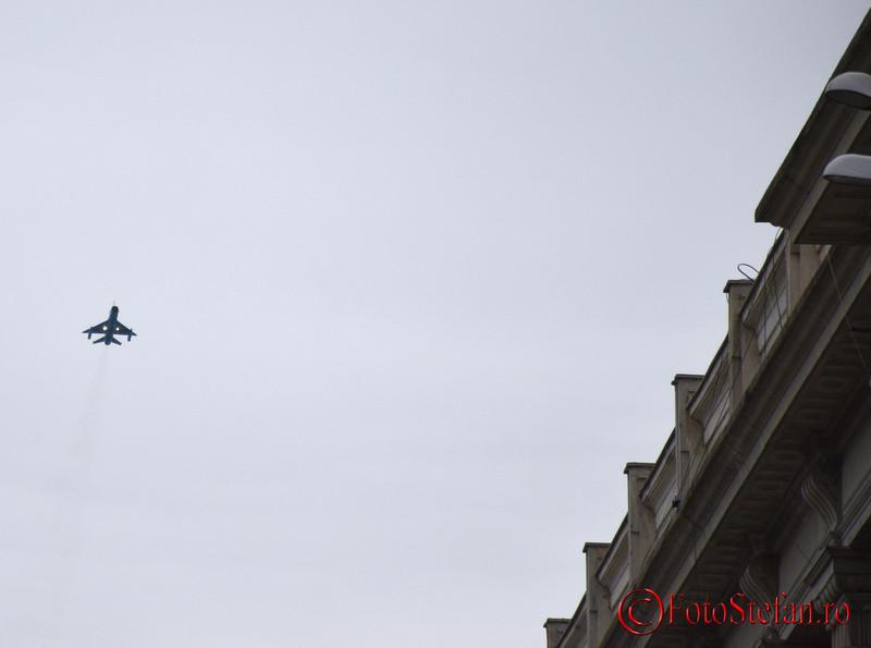 poza MIG 21 Lancer bucuresti parada militara Ziua Nationala