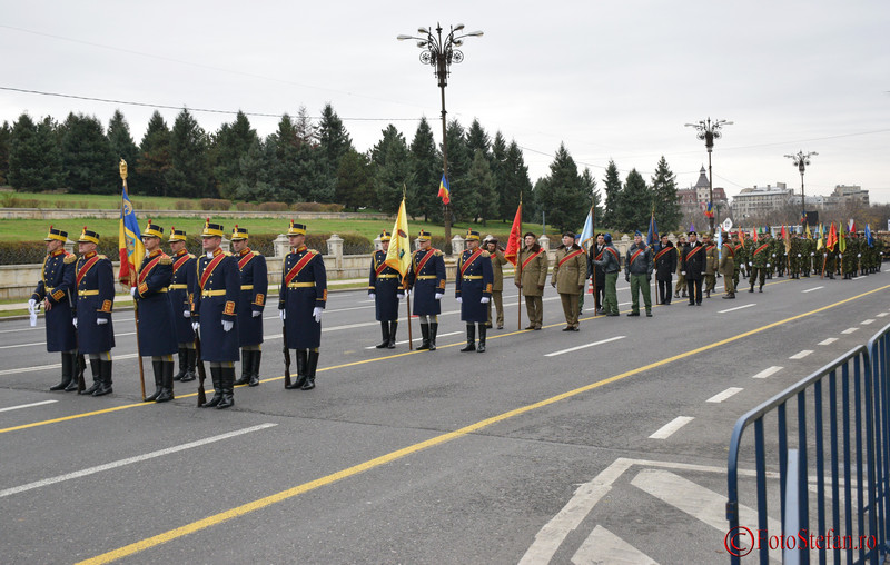 poze antrenament parada militara 1 decembrie 2015