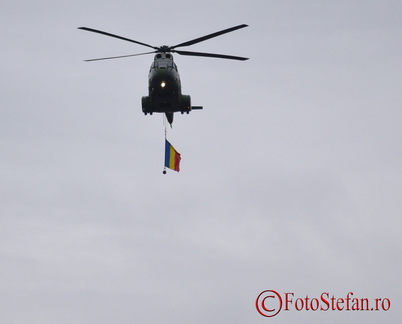 IAR 330 Puma repetitie parada militara ziua nationala a romaniei