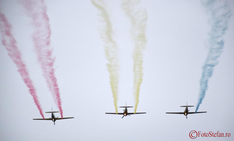 poza Yakari Acrobati repetitie parada militara 1 decembrie