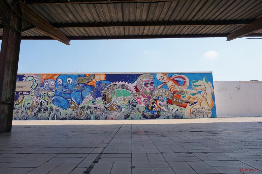 sony a6000 graffiti gara de nord