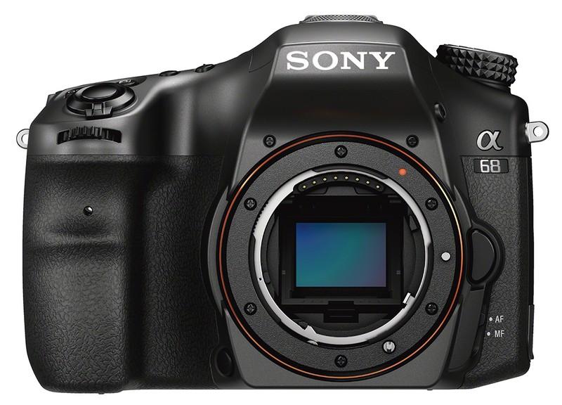 Sony 4D FOCUS a68