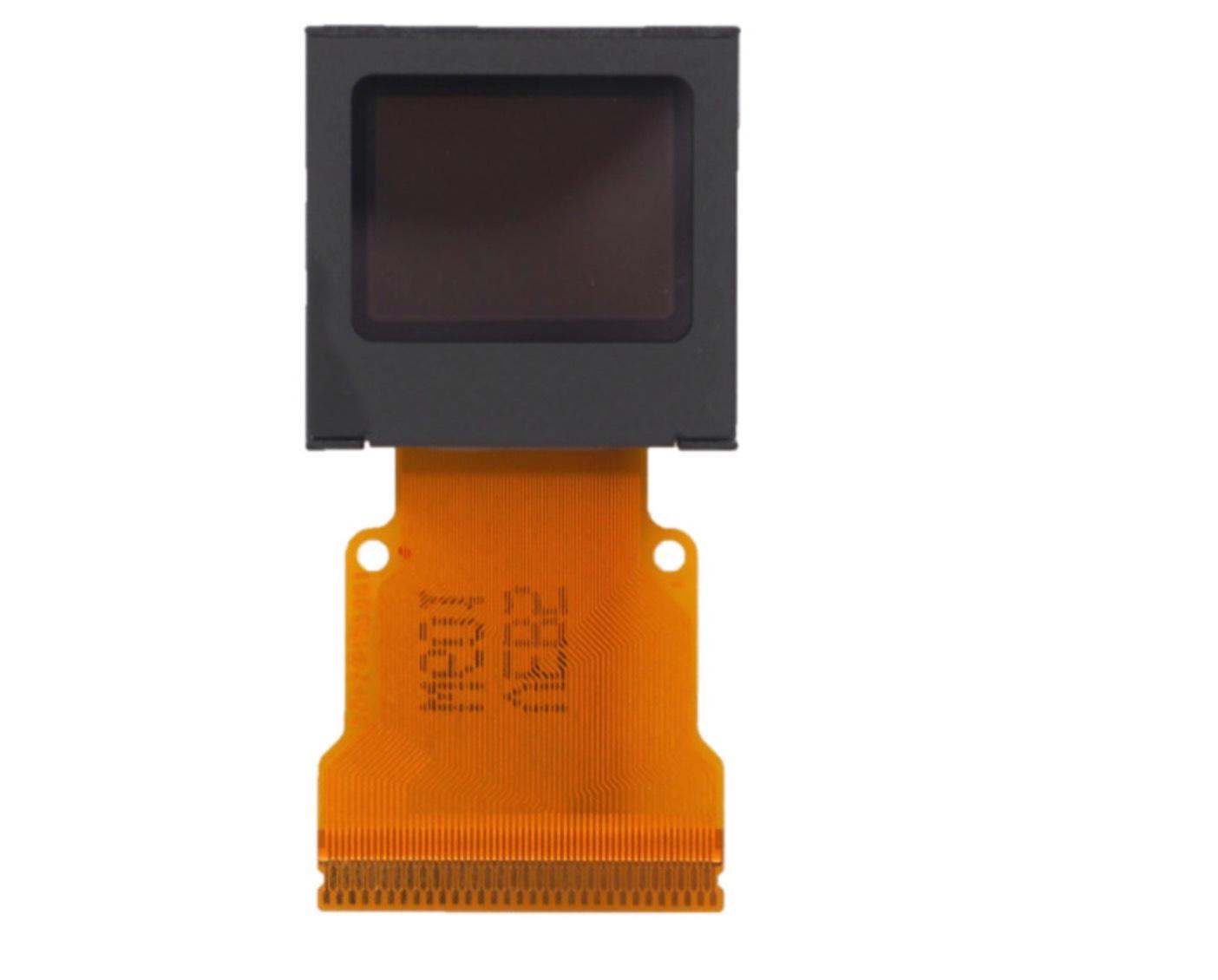 ecran Ultimicron vizor electronic aparat foto