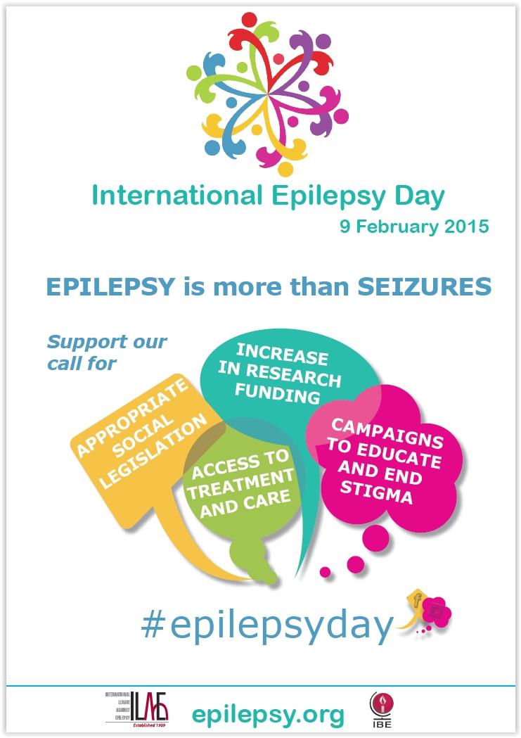 #epilepsyday 2016