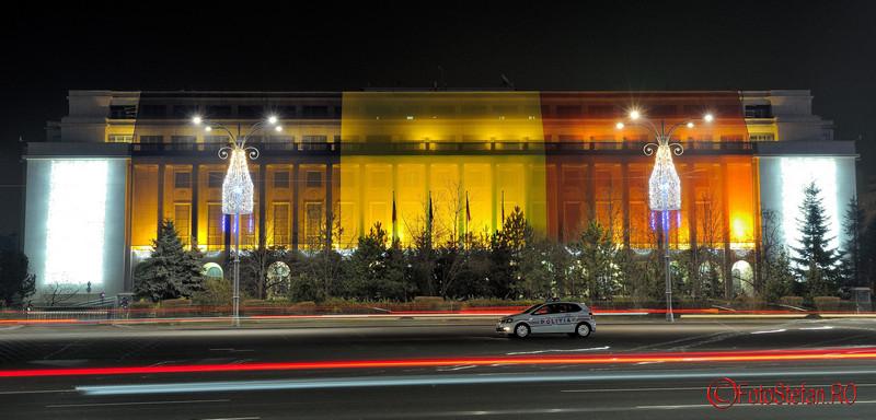 poze beculete luminite craciun 2015 guvernul romaniei