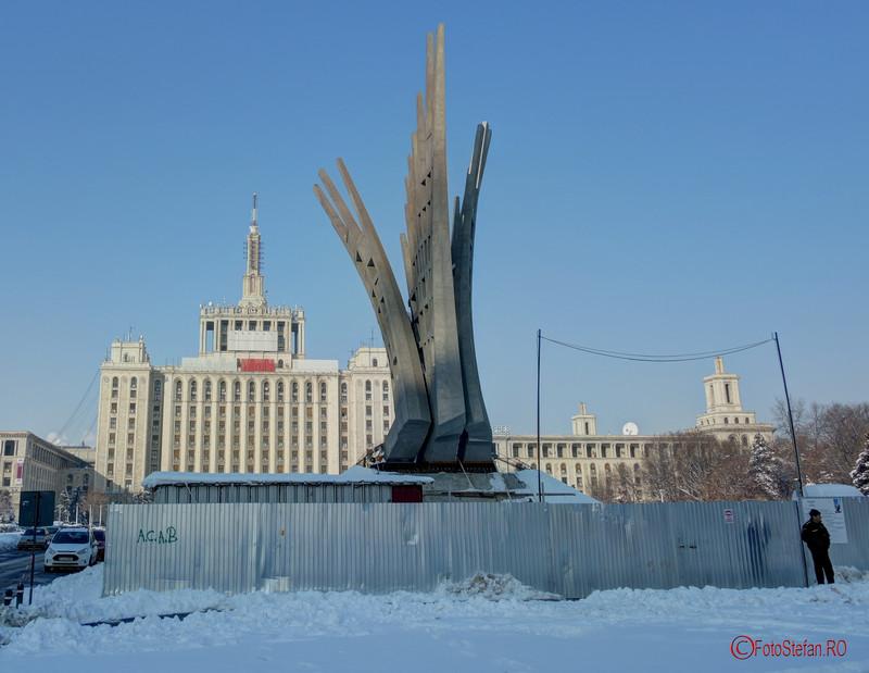 Aripi: monumentul luptei anticomuniste poze