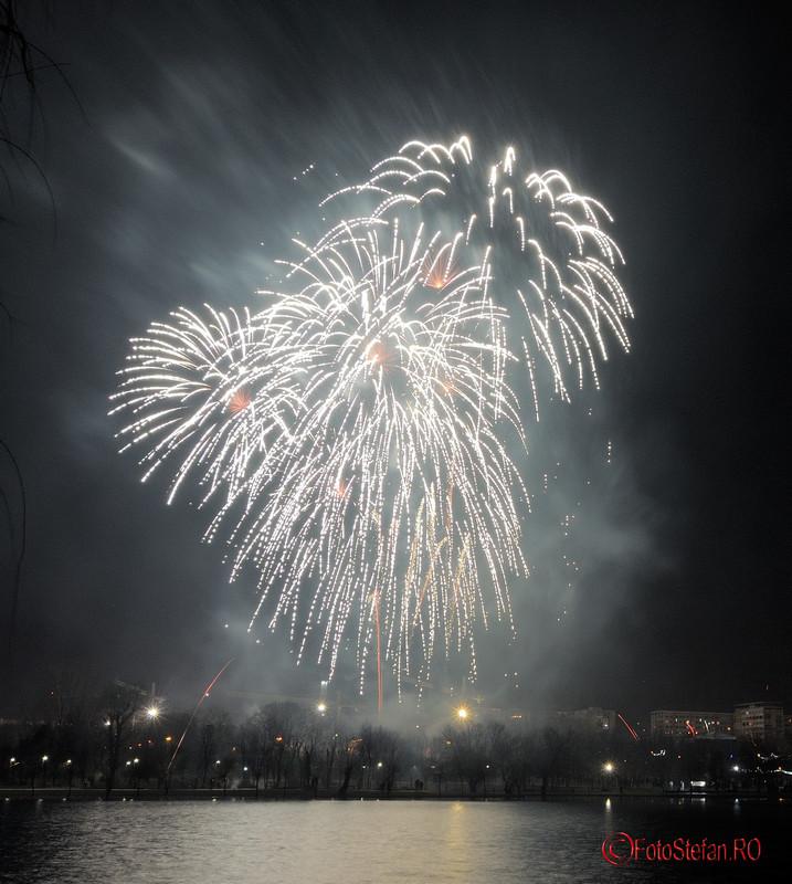 poze artificii revelion 2016 parcul titan ior bucuresti