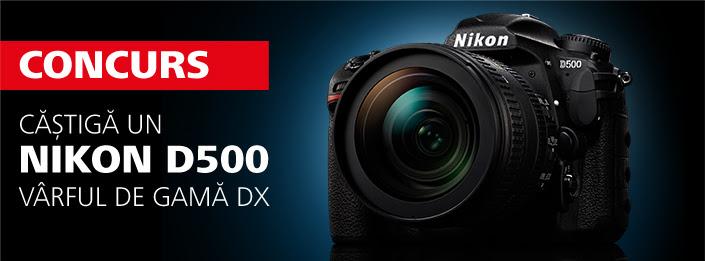 concurs de fotografie nikon d500