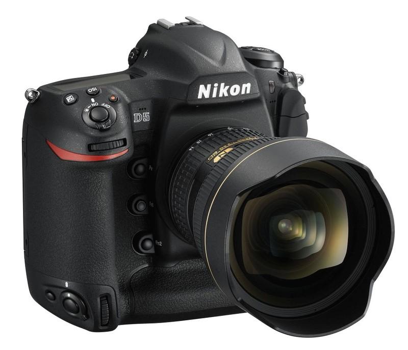 Nikon D5 dslr full frame