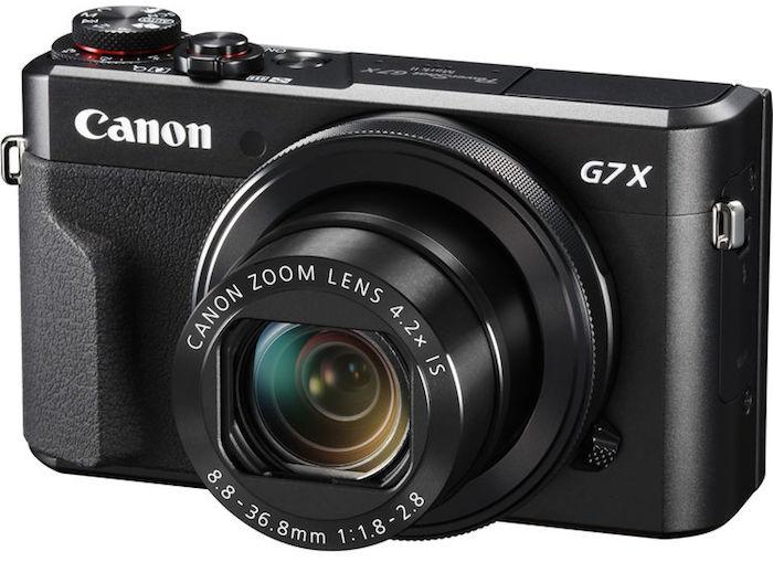 aparat foto compact Canon PowerShot G7 X Mark II