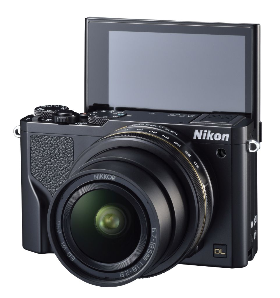 lcd selfie Nikon DL18-50 f/1.8-2.8